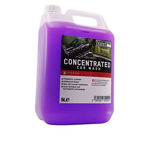 ValetPro Concentrated Car Shampoo 5 Liter