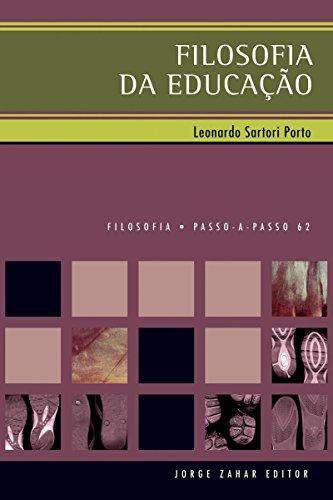 Filosofia da educação (PAP - Filosofia)