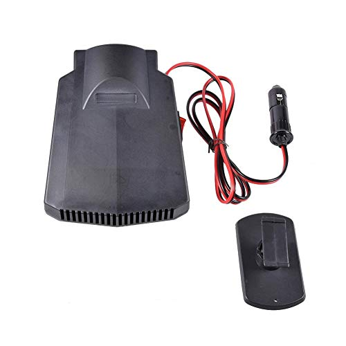 ATpart autoverwarming, 12 V - 200 W met hoge prestaties voor ontdooien zonder geluiden, verwijdert voorruiten, ontdooiende elektrische autoventilator, winter
