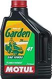 Huile de jardinage - MOTUL 101282 Garden 4T 10W-30, 2 L