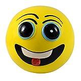 Home Line Hucha Cara Divertida Emoticonos de cerámica (11.5 cm diametro) - C