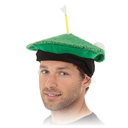 Bristol Novelty- Cappello da Golf, Colore Verde, Taglia Unica, BH104