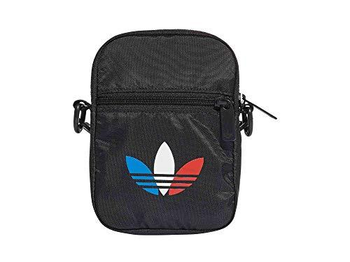 adidas Unisex's TRICOL FEST BAG Sports Backpack, Black, NS