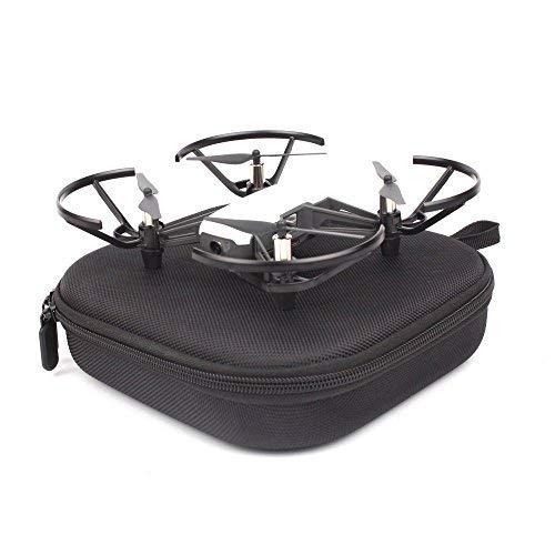 KINGWON Borsa Portatile Rigida Custodia da Trasporto per DJI Tello RC Drone, 3 Tello Flight Batterie...