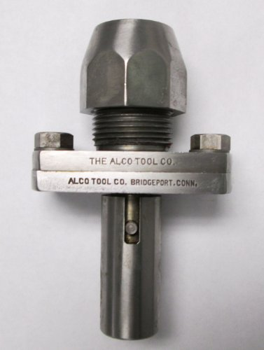 Cheap ALCO Tap Holder, Non-Releasing, 1/8 to 1/4 Tap Shank Cap. (5/8 Shank Dia.)