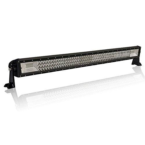 MCTECH 540W 7D LED Arbeit Licht Bar Arbeitsscheinwerfer Offroad Flutlicht Reflektor Scheinwerfer Arbeitslicht Zusatzscheinwerfer Scheinwerfer 12V 24V Rückfahrscheinwerfer (540W)