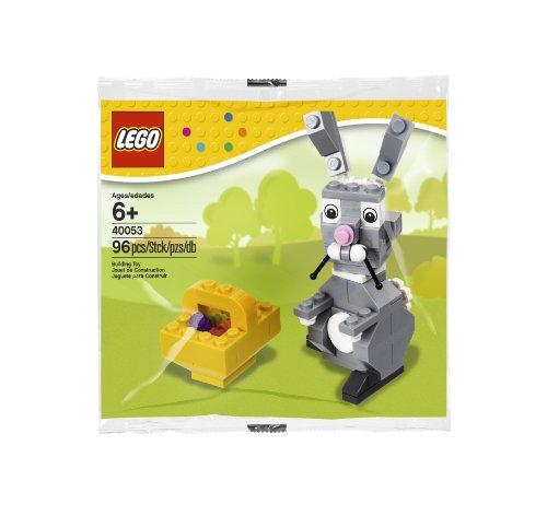 LEGO Stagionale: Pasqua Bunny Con Basket Set 40053 (Insaccato)