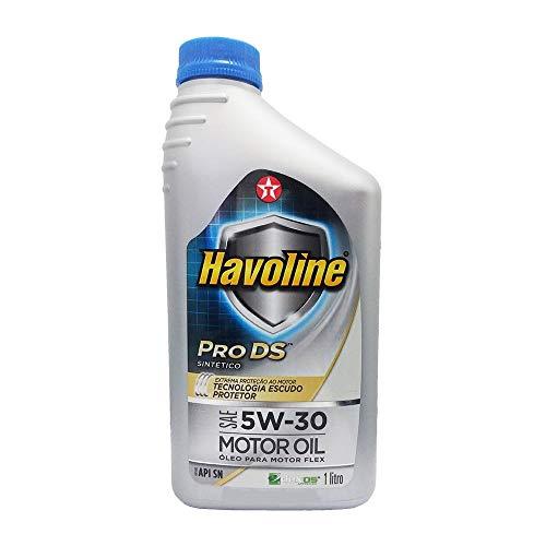 Óleo De Motor 5w30 Havoline ProDs 5w30 Api Sn Sintético 1L