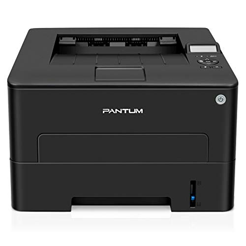 Laser Black White Printer, Ethernet and USB Connect only, Auto Two Sided Printing, Print at 35 PPM Pantum P3302DN(V1X06A)