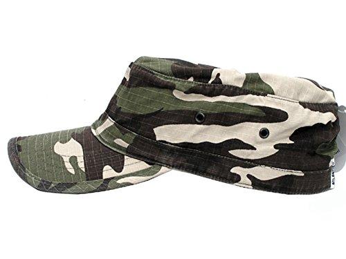 Tedd Haze Cuba Castro Casquette camouflage
