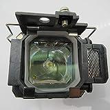 Chaowei LMP-C162 Lámpara de Repuesto para Proyector con Carcasa Compatible con Sony VPL-EX3 VPL-EX4 VPL-ES3 VPL-ES4 VPL-CS20 VPL-CS20A VPL-CX20