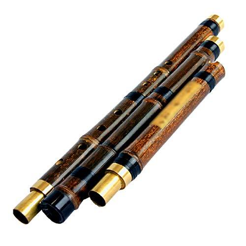 ZXCVBNM Professionelle Vertikale Bambus-Flöte Xiao-Instrument Von Xiao Bambus-Flöte Musikinstrumente (Color : 8 Hole Right Hand G)