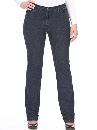 KjBrand Hose Jeans dunkelblau-Denim Größe 50