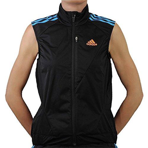 Adidas Tour Gilet W D84707 Damen Radfahrtrikot / Radsport Shirt / Weste Schwarz XXS - 2