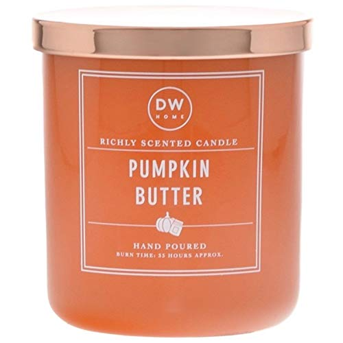 DW Home Pumpkin Butter Scented Candle