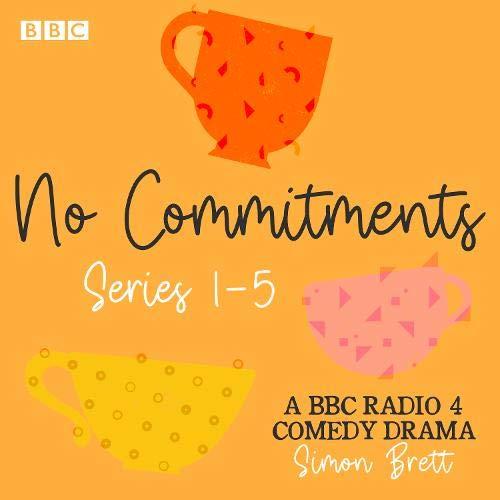 No Commitments: Series 1-5 Audiobook By Simon Brett cover art
