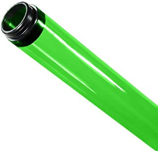 F32T8 Green Fluorescent Tube Guard with End Caps 48 in.