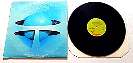 Robin Trower TWICE REMOVED FROM YESTERDAY - Chrysalis Records 1973 - USED Vinyl LP Record - 1973 Pressing - I Can't Wait Much Longer Rock Me Baby Sinner's Song