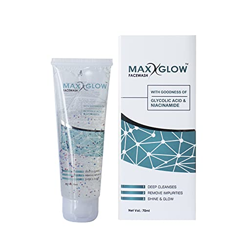 Maxxglow Anti acne and pimple care face wash (Pack of 1)(70 Ml)