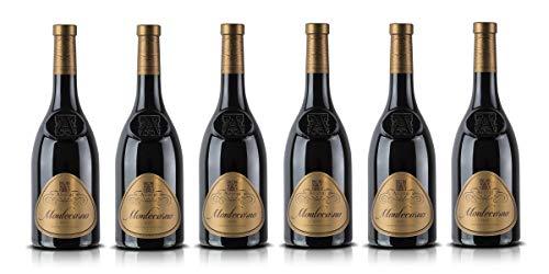 Confezione da 6 Bottiglie Rosso Rebo Brunetto di Montecorno DOC   Cantina Avanzi