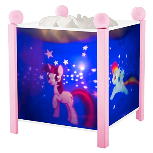 Trousselier Nachtlicht, Magische Laterne, Mein Kleines Pony, 12V, Rosa
