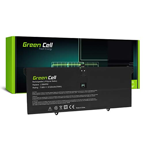 Green Cell® L16C4P61 L16M4P60 Batería para Lenovo Yoga 920-13IKB Portátil (9120mAh 7.68V)