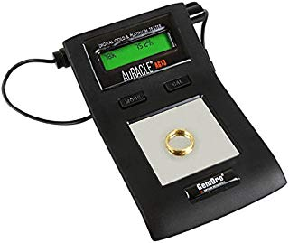 New AuRACLE AGT3 Digital Gold & Platinum Tester Gemoro Precious Metals Analyzer By Best Jewelry Supply
