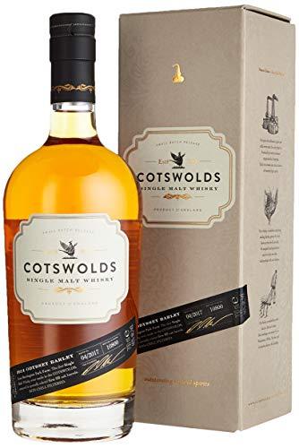 Cotswolds Single Malt Whisky mit Geschenkverpackung (1 x 0.7 l)