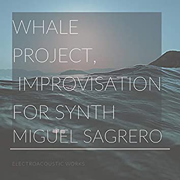 Electroacoustic Works: Whale Project & Improvisation for Synth