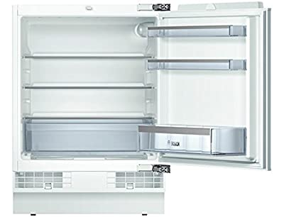 Bosch Serie 6 KUR15A50GB Classixx 137 Litre Integrated Under Counter Fridge A+ Energy Rating 60cm Wide - White
