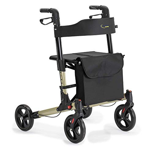 Rollator Double (Champagne)