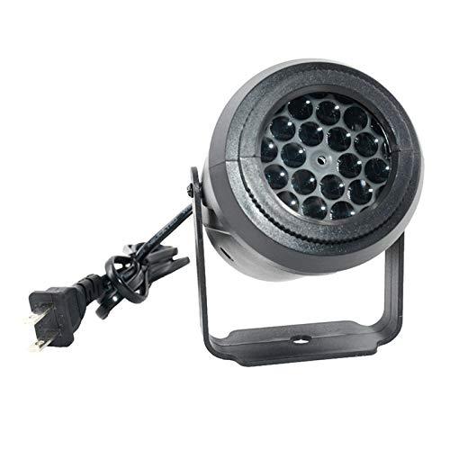 jieGorge Home Decor, Christmas Lights Projector Outdoor: Minetom LED Waterproof Rotating Snow, for Christmas Day (B)