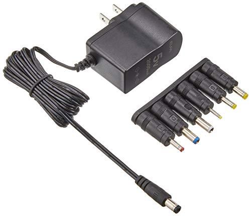 ELPA AC-DCマルチアダプター 5V スイッチング式 家庭用コンセントをDC5Vの電圧に変換 高容量1000mA ACD-050S