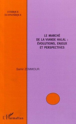 Le marché de la viande halal: Evolutions, enjeux et perspectives (Éthique Économique)