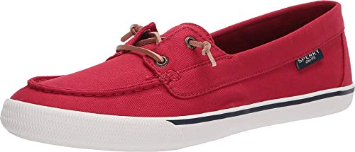 Sperry Lounge Away Red 9