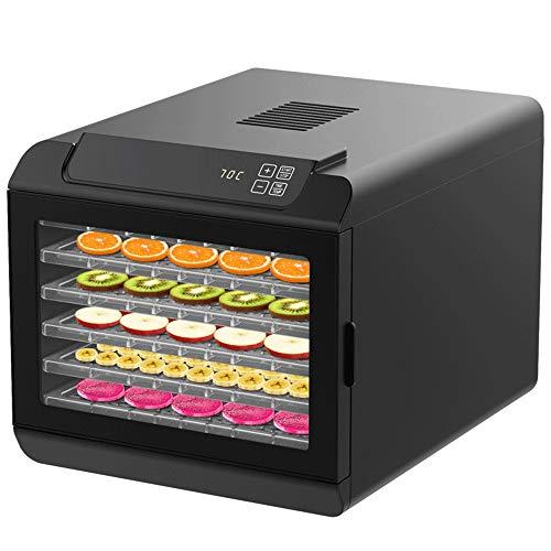 Why Should You Buy LEFJDNGB Fruit Dehydrator Machine, Biltong Maker 6-Tray Electric Food Dehydrator,...