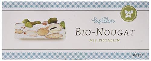 Papillon Bio-Nougat Pistazie, 80 g