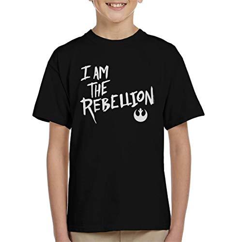 Star Wars I Am The Rebellion Kid's T-Shirt
