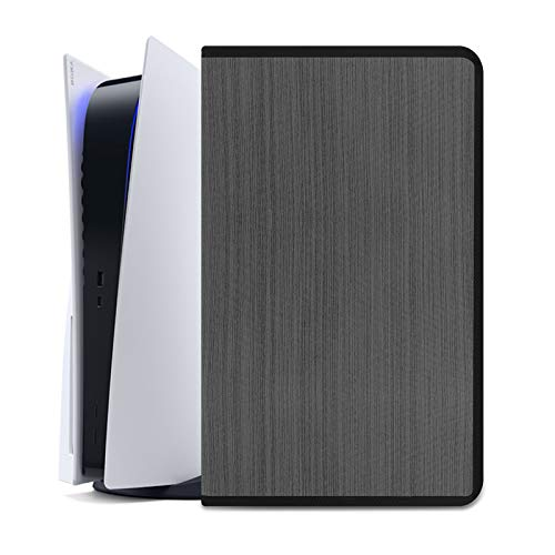 Staubschutzhülle für PS5,Schutzhülle für Sony Playstation 5,Wasserdichter Staubschutz Gegen Kratzer,PS5-Zubehör (Schwarz)