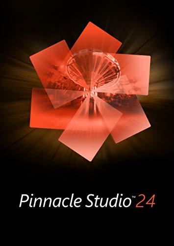 Pinnacle Studio 24 | Logiciel de montage vidéo et d'enregistrement d'écran | Standard | 1 appareil | PC | Code d'activation PC - envoi par email