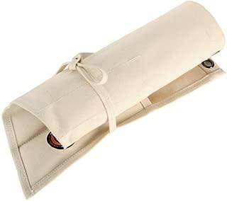 Ergodyne Arsenal 5782 Wrench Roll-Up Pouch, Short, 14-Pockets, White