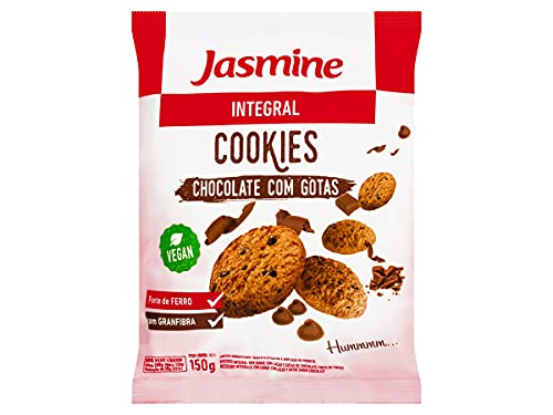 INTEGRAL COOKIES CHOCOLATE C/ GOTAS - 150g