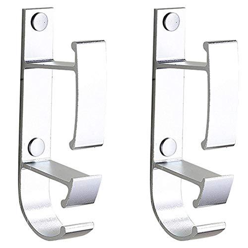 Demarkt Gancho con ventosa, soporte para lavabo, soporte de pared, ventosa para lavabo, gancho sin costuras
