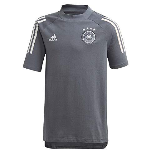 adidas Kinder T-Shirt DFB Tee Y, Onix, 152 (11/12 años), FI0750