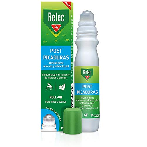 Relec Roll On Post-Picaduras de Insectos y Plantas | Alivia
