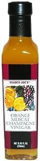 Trader Joe's Gourmet Orange Muscat Champagne Vinegar (Pack Of 2) by Trader Joe's [Foods]