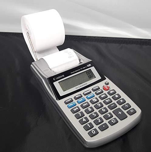 Canon P1DHV 12-Digit Portable Printer,Display Calculator