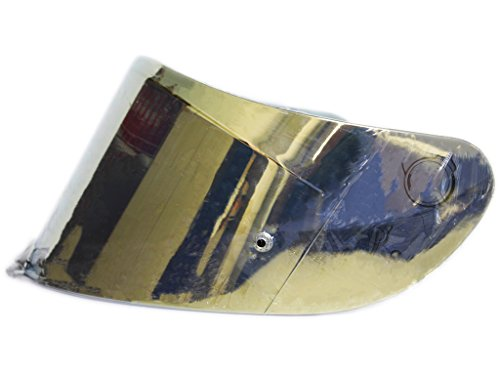 HJC Visier HJ26ST HJ-26ST für Helm RPHA 70 gold verspiegelt Pinlock vorbereitet