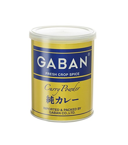 GABAN 純カレーパウダー