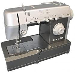 Budget Choice for Best Industrial Sewing Machine: Singer CG-550 10-Stitch Commercial Sewing Machine
